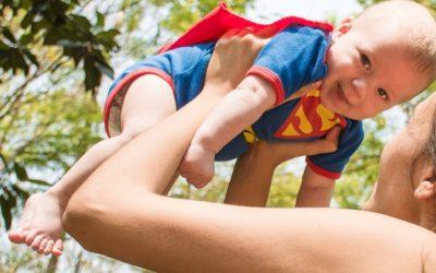 Adoptovaní superhrdinovia